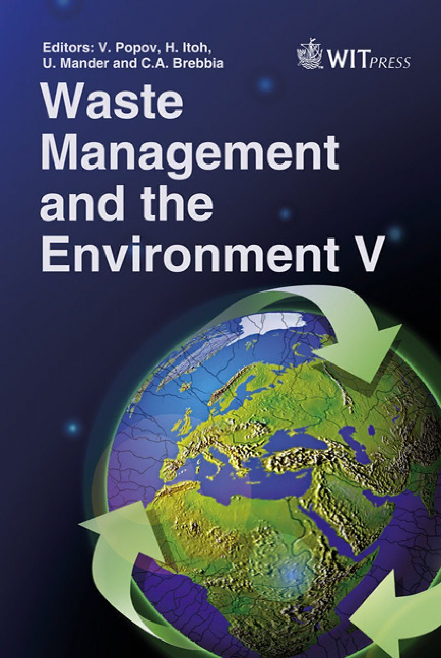 Waste Management and the Environment V
