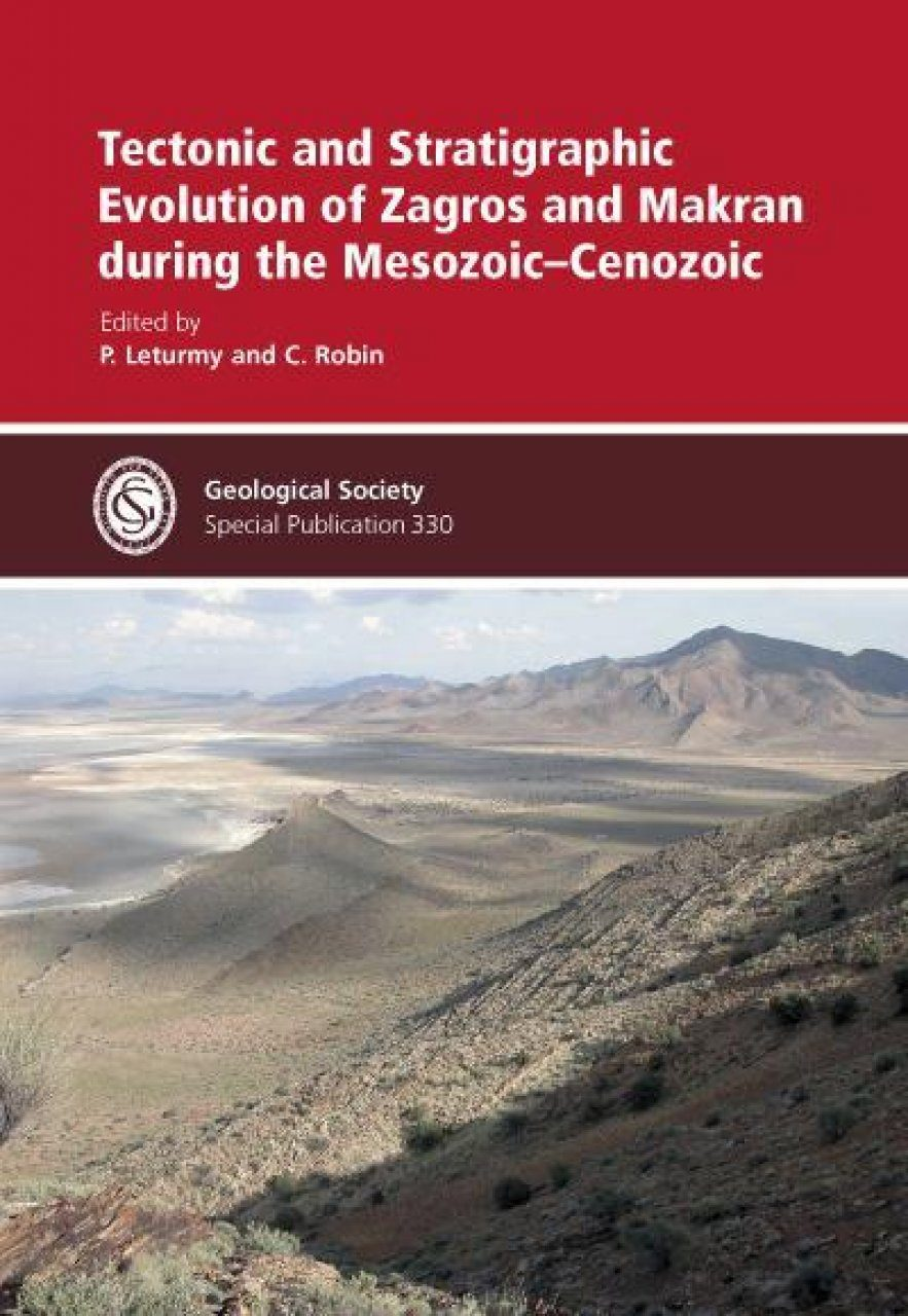 Tectonic and Stratigraphic Evolution of Zagros and Makran During the Mesozoic-Cenozoic