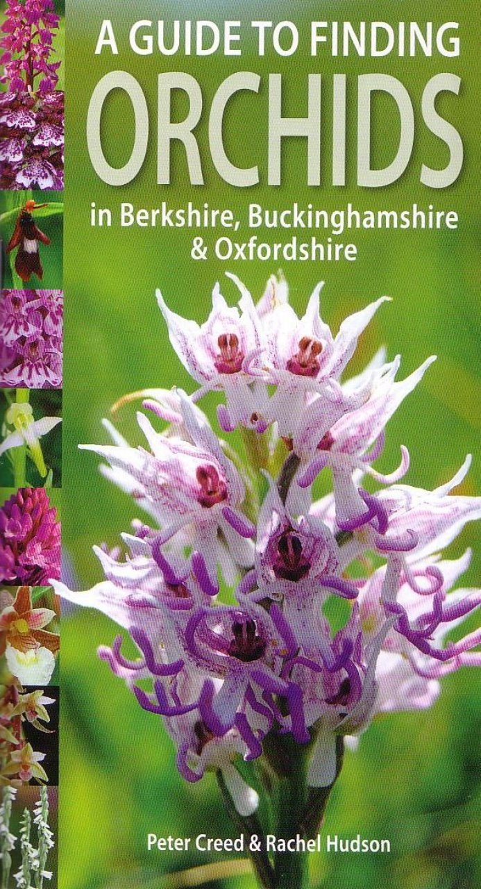A Guide to Finding Orchids in Berkshire, Buckinghamshire & Oxfordshire