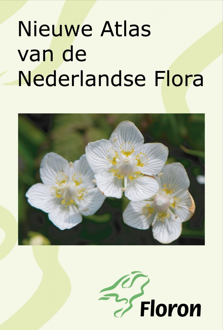 Nieuwe Atlas van de Nederlandse Flora [New Atlas of the Dutch Flora]