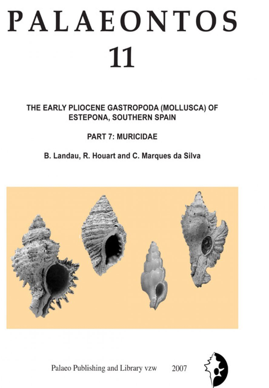 Palaeontos 11: The Early Pliocene Gastropoda (Mollusca) of Estepona, Southern Spain, Part 7: Muricidae