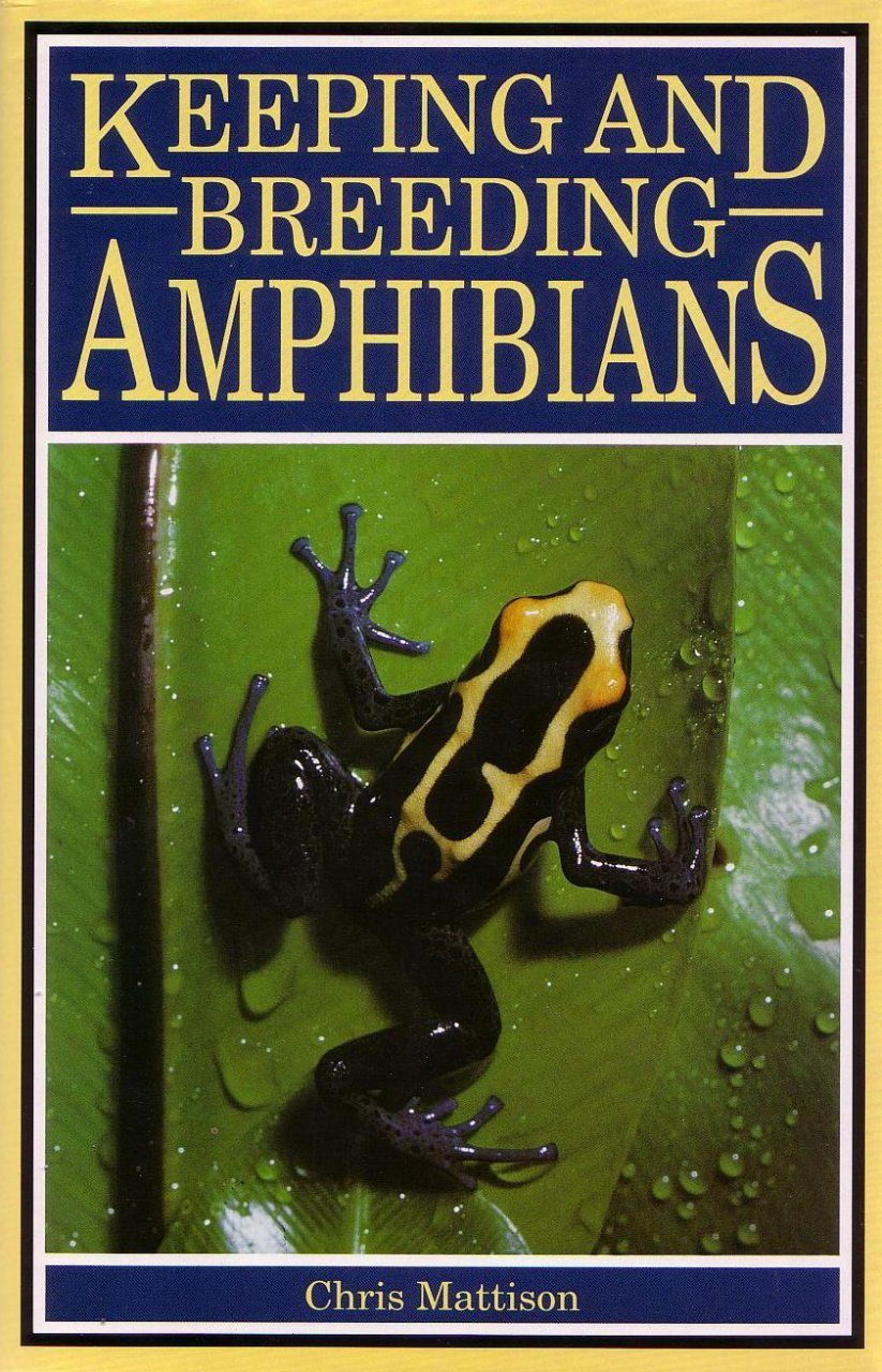 Keeping and Breeding Amphibians