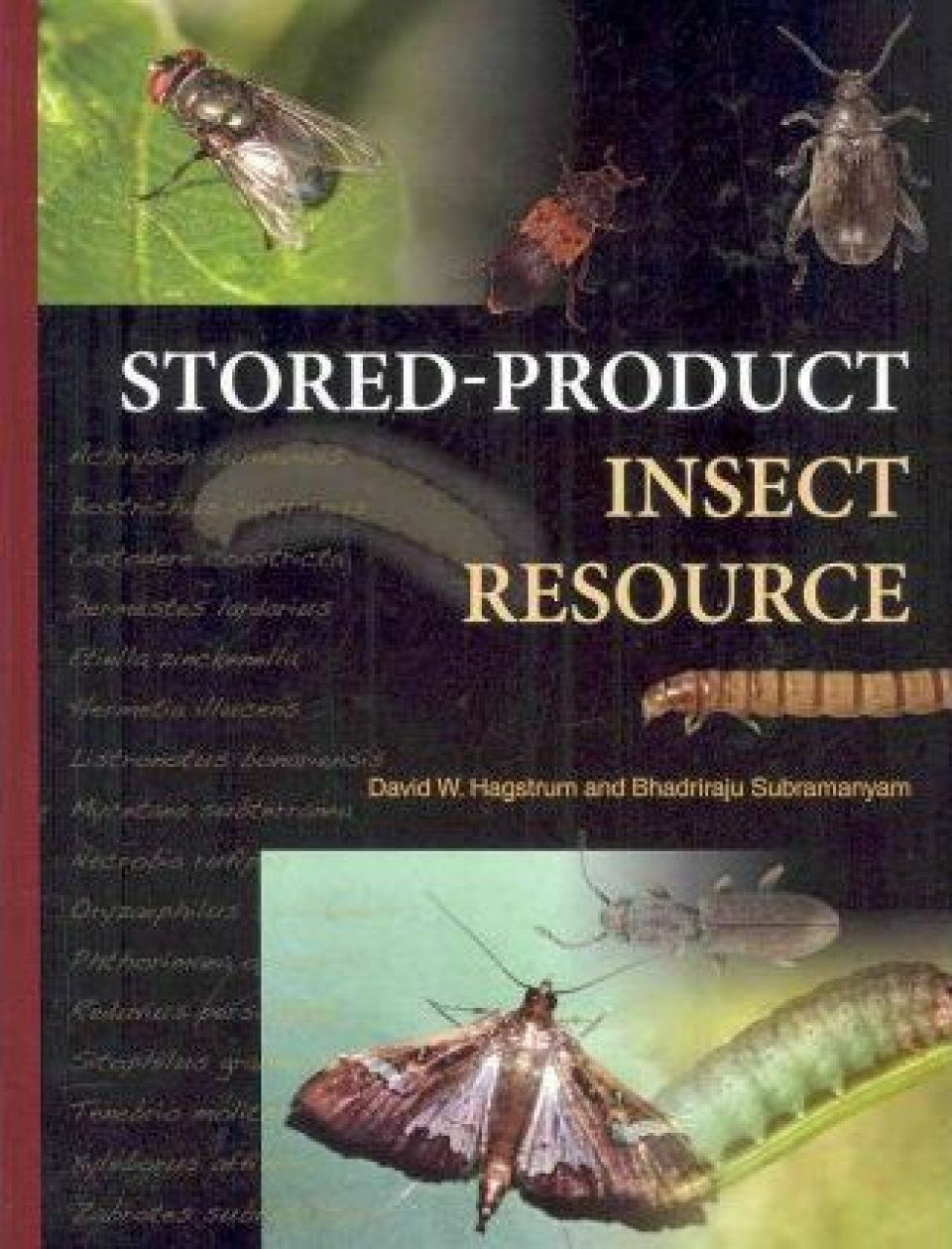 Stored-Product Insect Resource