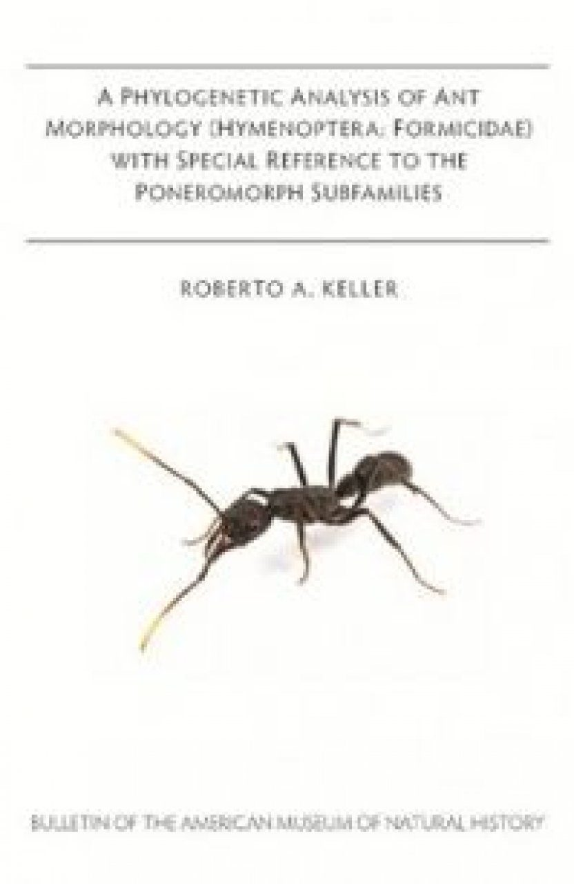 A Phylogenetic Analysis of Ant Morphology (Hymenoptera: Formicidae)