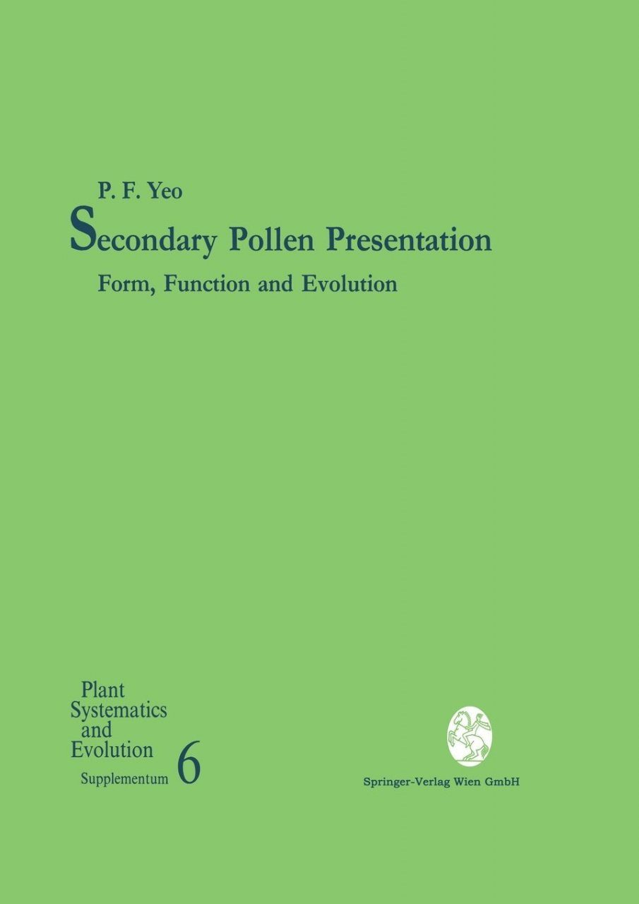 Secondary Pollen Presentation