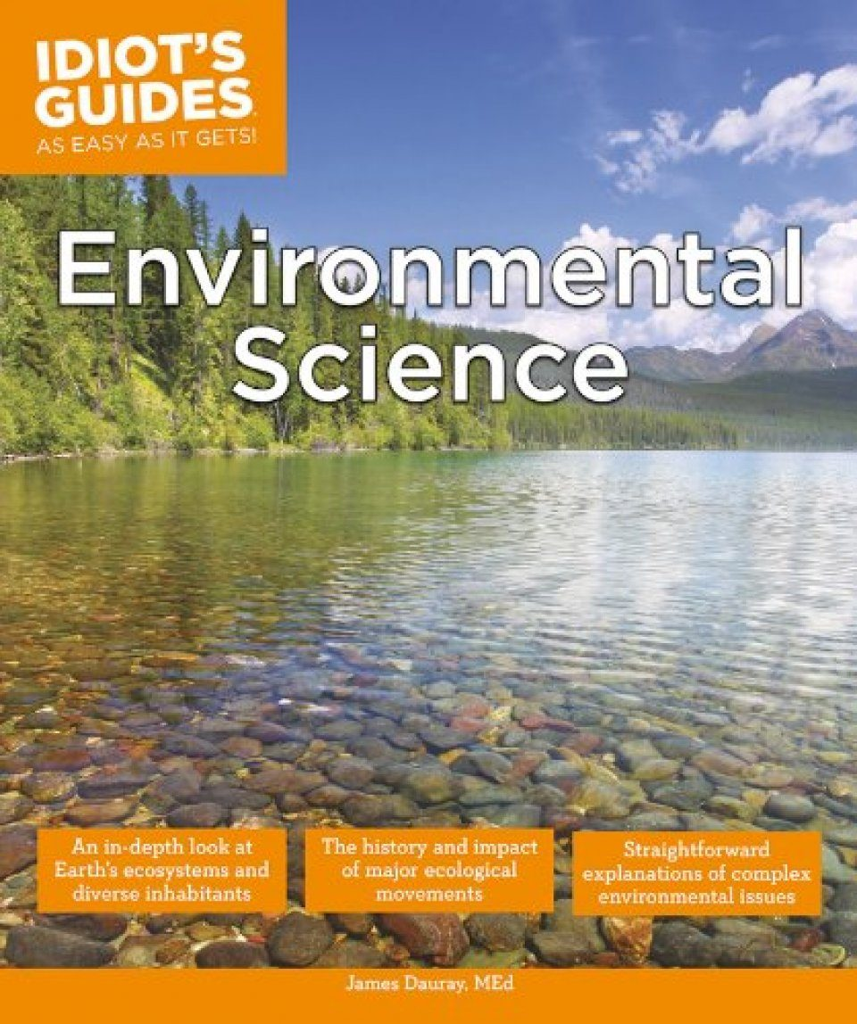 Idiot's Guides: Environmental Science