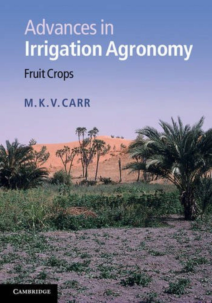 Advances in Irrigation Agronomy: Fruit Crops