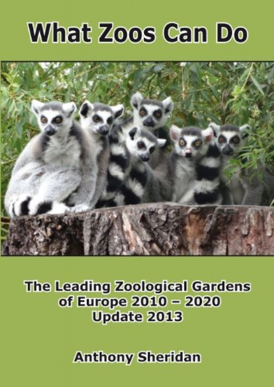 What Zoos Can Do - 2013 Update