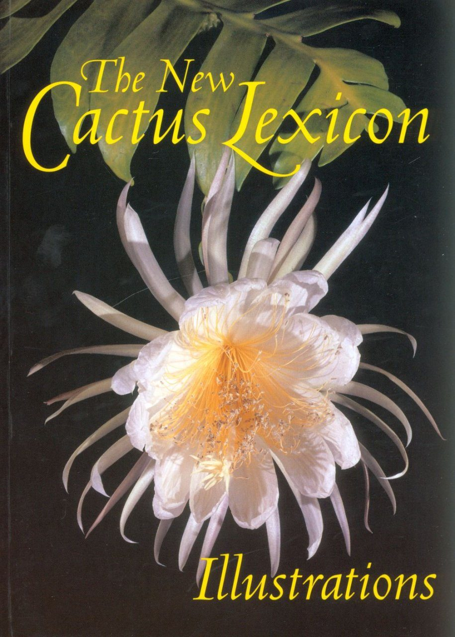 The New Cactus Lexicon Illustrations