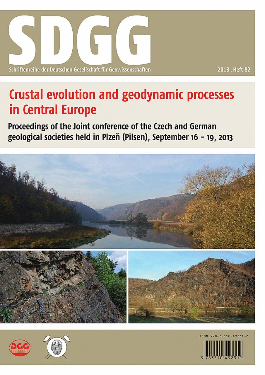 Crustal Evolution and Geodynamic Processes in Central Europe