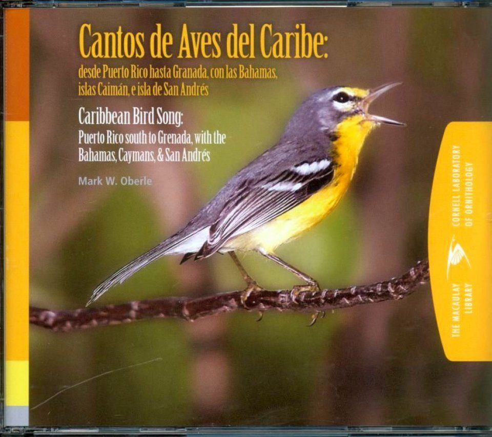 Caribbean Bird Song / Cantos de Aves del Caribe (3CD)