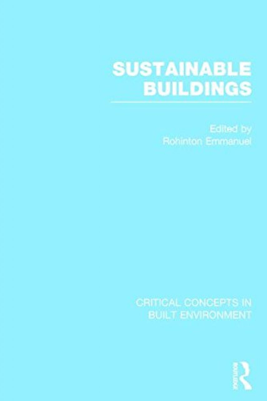 Sustainable Buildings (4-Volume Set)
