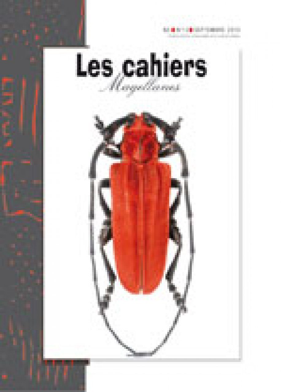 Les Nouveaux Cahiers Magellanes, No. 12 [English / French / Spanish]