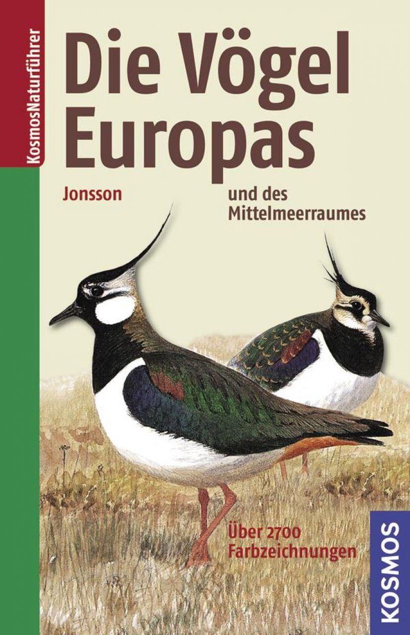 Die Vögel Europas und des Mittelmeerraumes [The Birds of Europe and the Mediterranean]