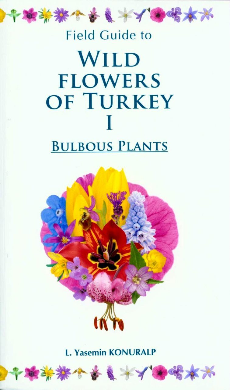 Field Guide to Wild Flowers of Turkey, Volume 1