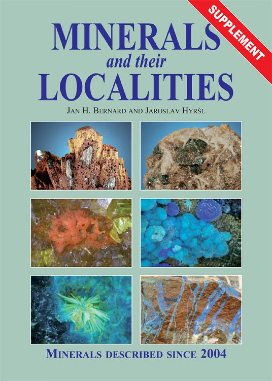 Minerals and their Localities - Supplement