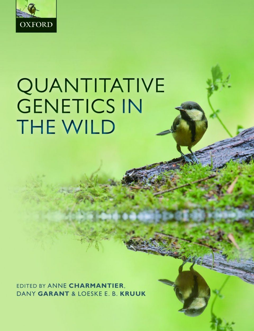Quantitative Genetics in the Wild