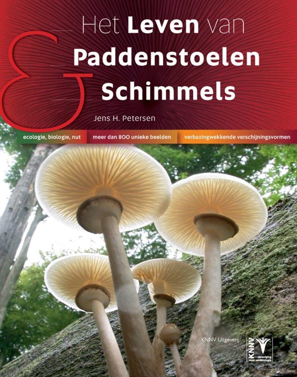 Het Leven van Paddenstoelen en Schimmels [The Life of Mushrooms and Moulds]