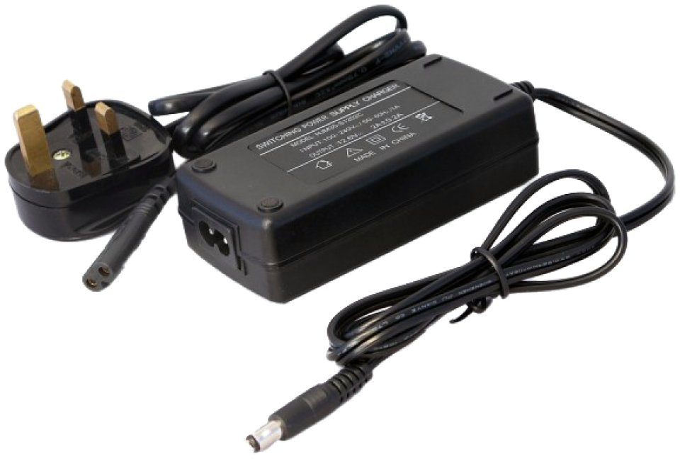 Charger for the CB2 Lithium-Ion High-Power Lamp (CH27)
