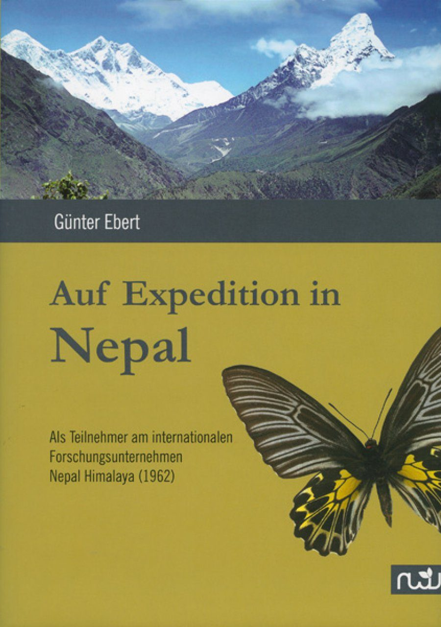 Auf Expedition in Nepal
