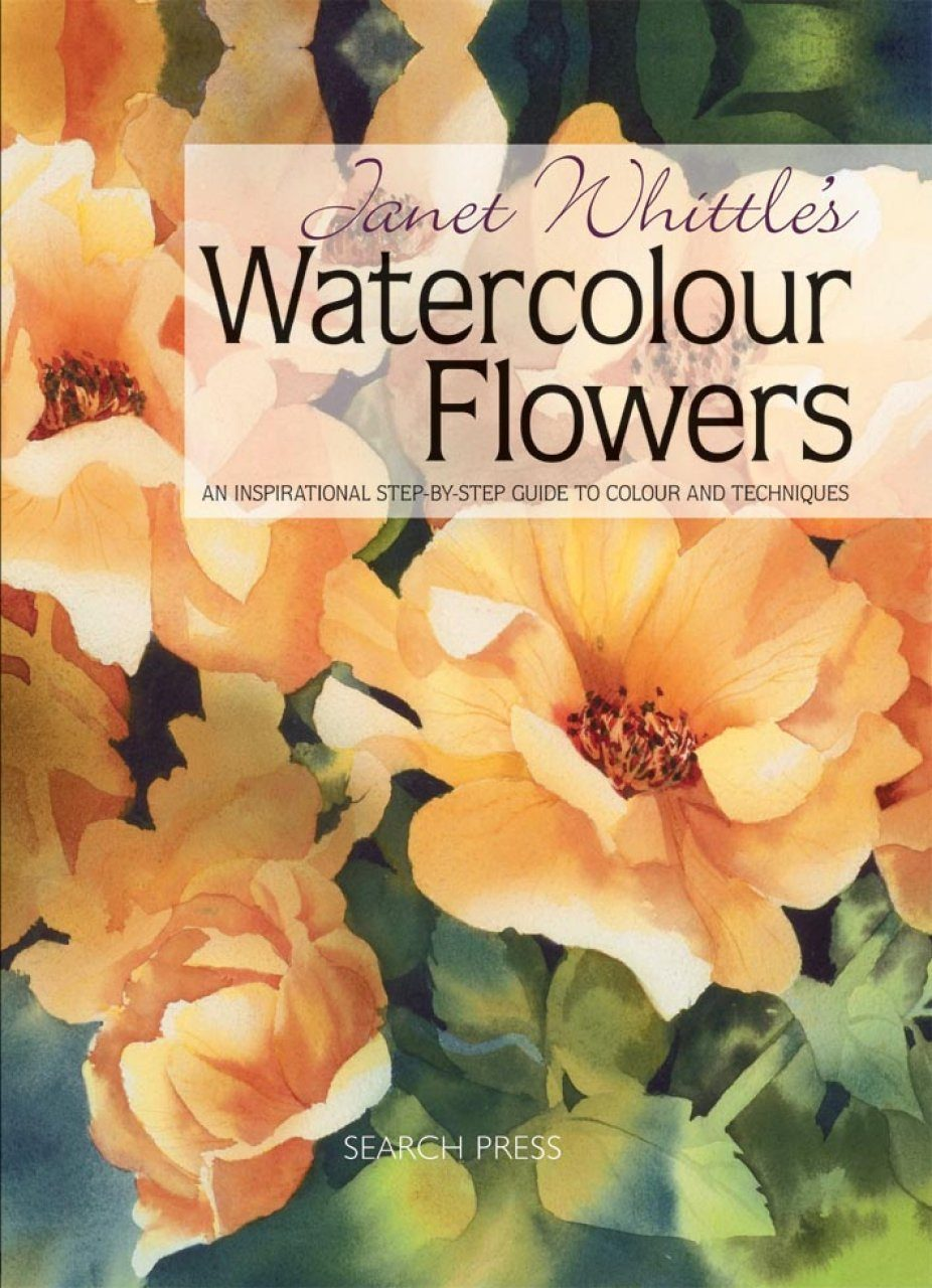 Janet Whittle's Watercolour Flowers