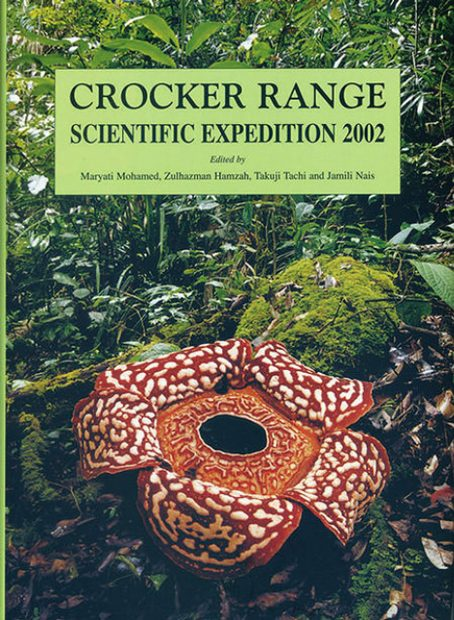 Crocker Range Scientific Expedition 2002