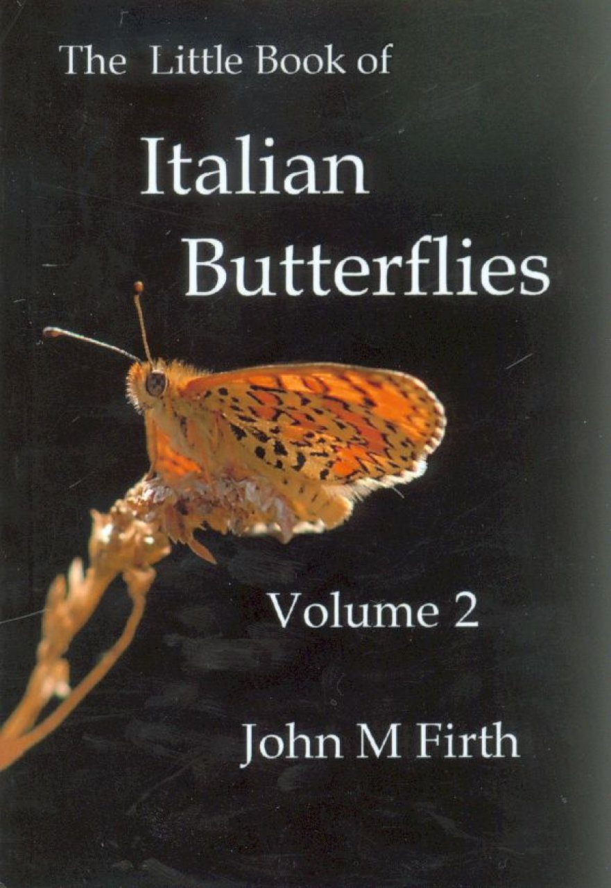The Little Book of Italian Butterflies, Volume 2