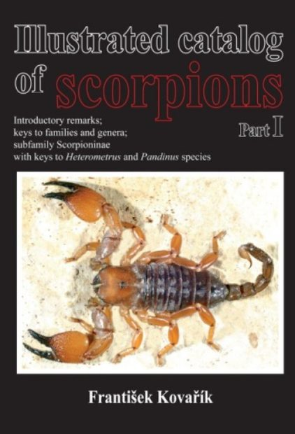 Illustrated Catalog of Scorpions, Part 1