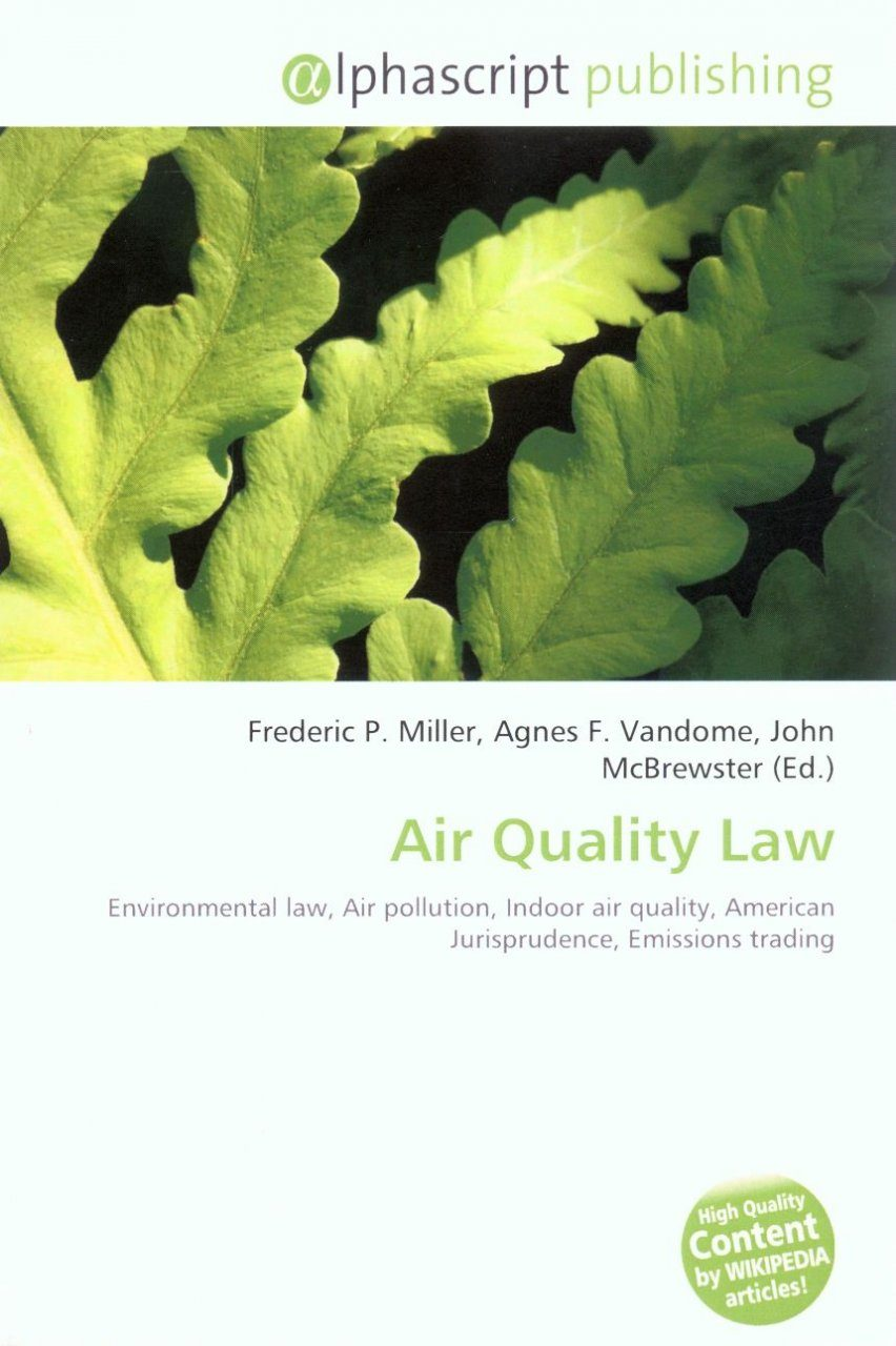 Air Quality Law