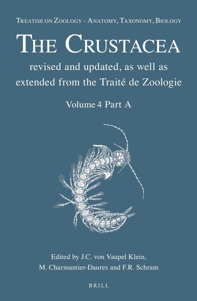 The Crustacea, Volume 4 Part A