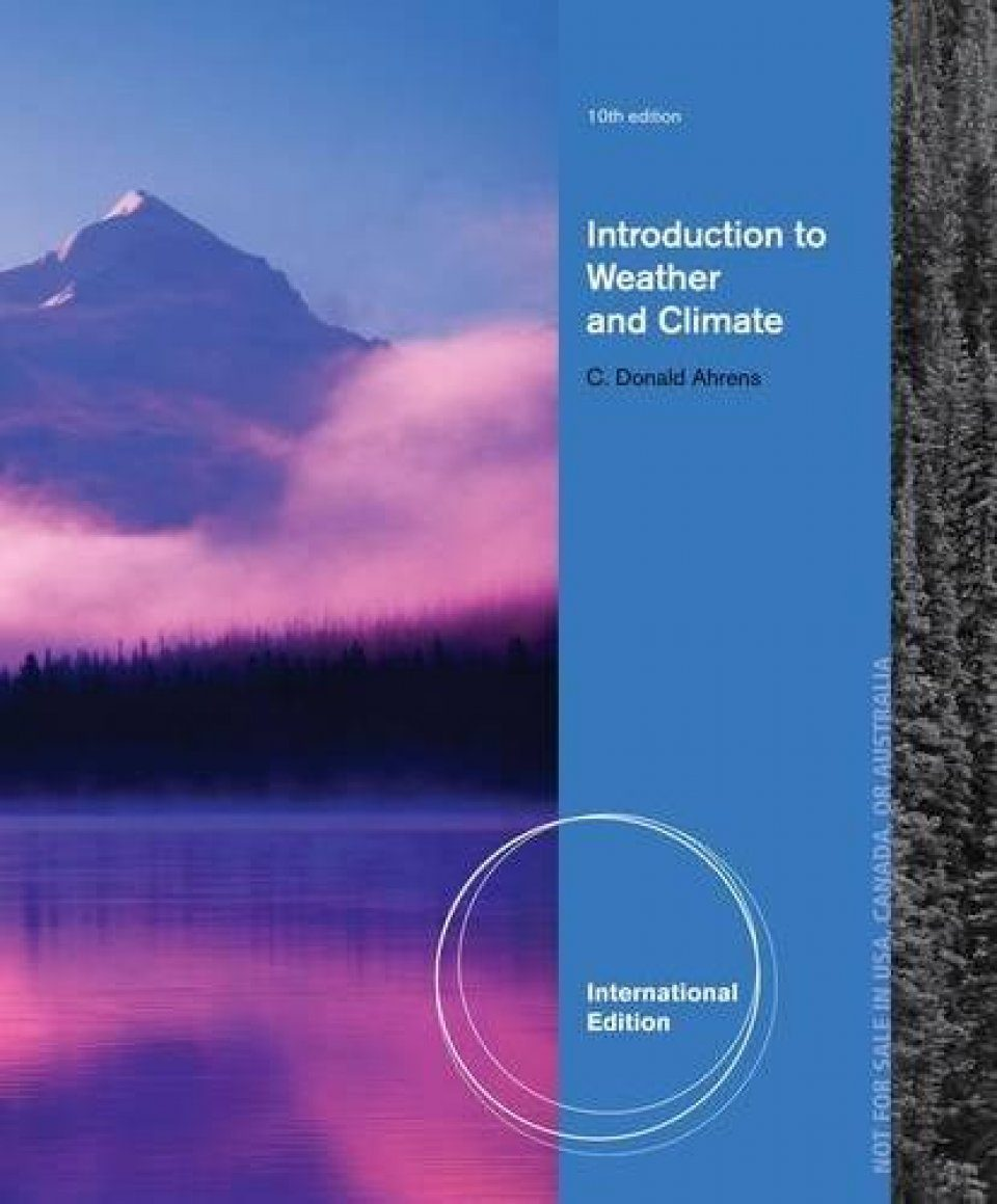 Meteorology Today (International Edition)