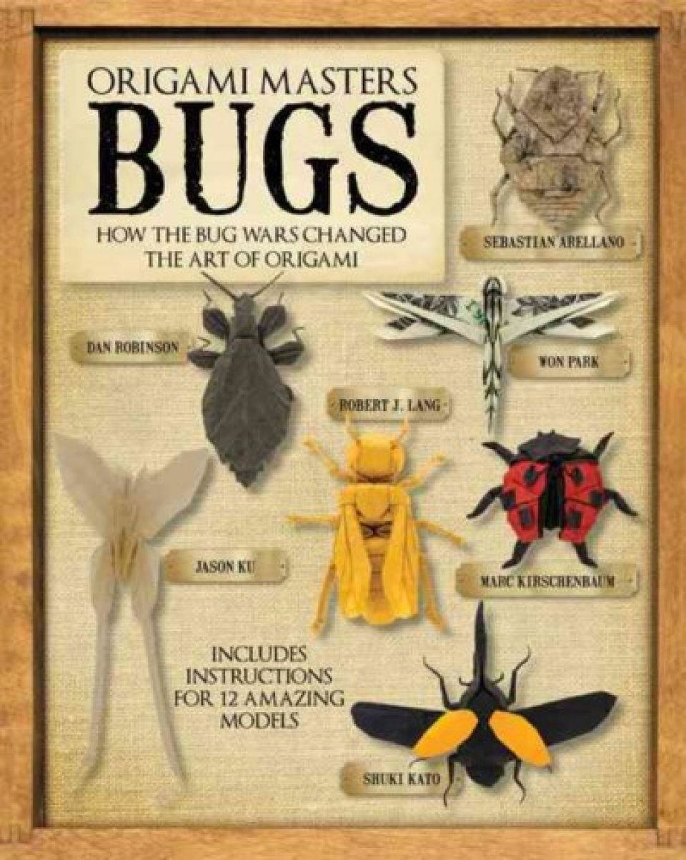 Origami Masters: Bugs