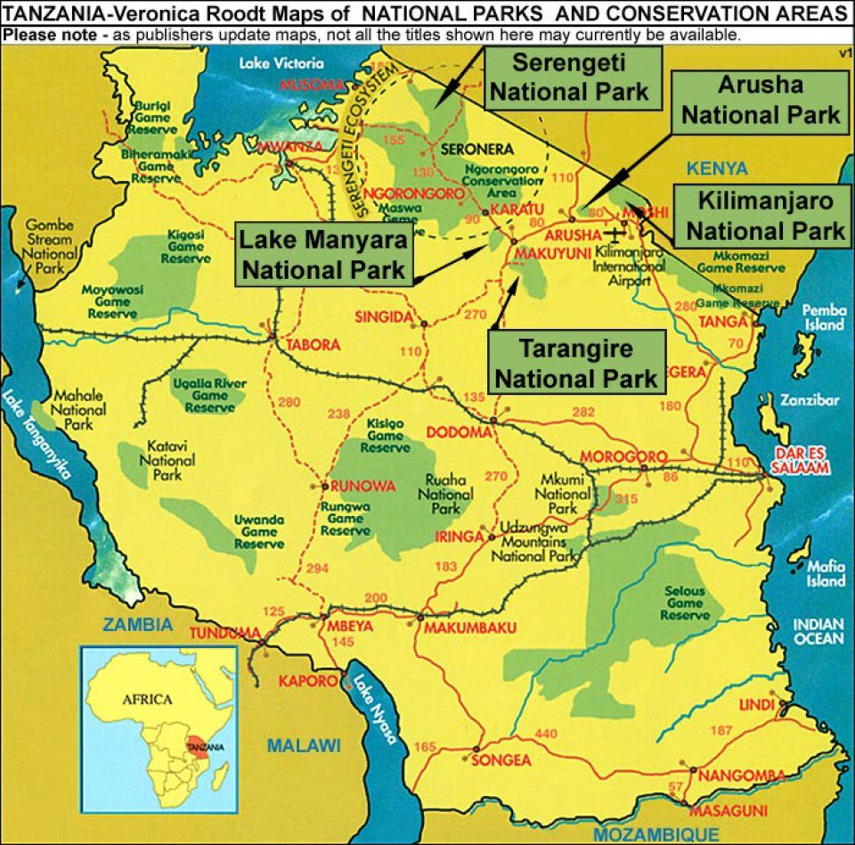 Tourist Map of the Serengeti National Park with Enlarged ... on kilimanjaro map, tarangire national park, lake tanganyika map, serengeti national park, cape of good hope map, ngorongoro crater map, kalahari map, himalayas map, sahel map, zambezi river map, congo river map, niger river map, sinai peninsula map, great victorian desert map, mount kilimanjaro, africa map, ngorongoro conservation area, mara river, horn of africa, lake nyasa map, lake victoria map, great rift valley map, victoria falls map, tanzania map, nile map, atlas mountains map,