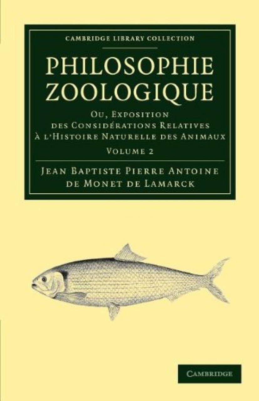 Philosophie Zoologique, Volume 2