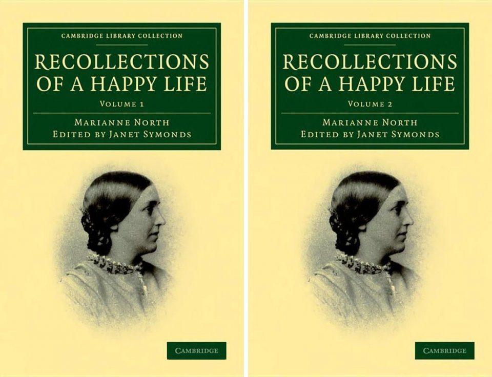 Recollections of a Happy Life (2-Volume Set)