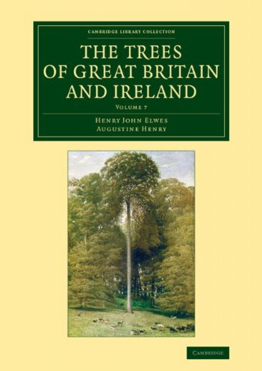 The Trees of Great Britain and Ireland, Volume 7