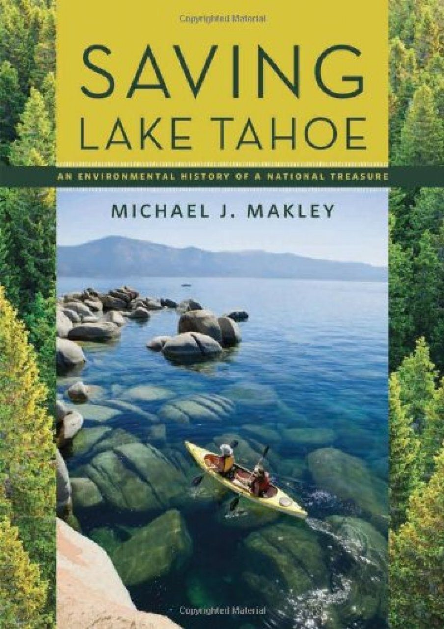 Saving Lake Tahoe