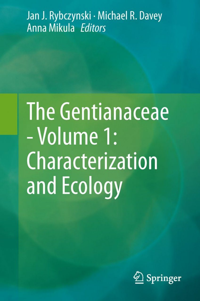 The Gentianaceae, Volume 1