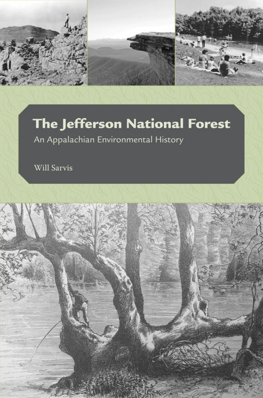 The Jefferson National Forest