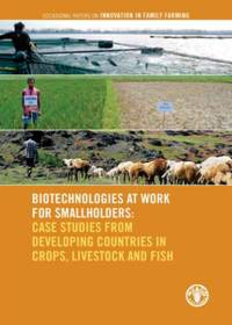 Biotechnologies at Work for Smallholders