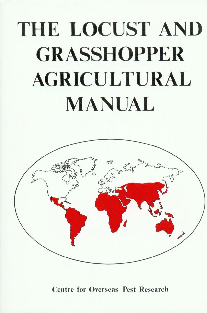 The Locust and Grasshopper Agricultural Manual