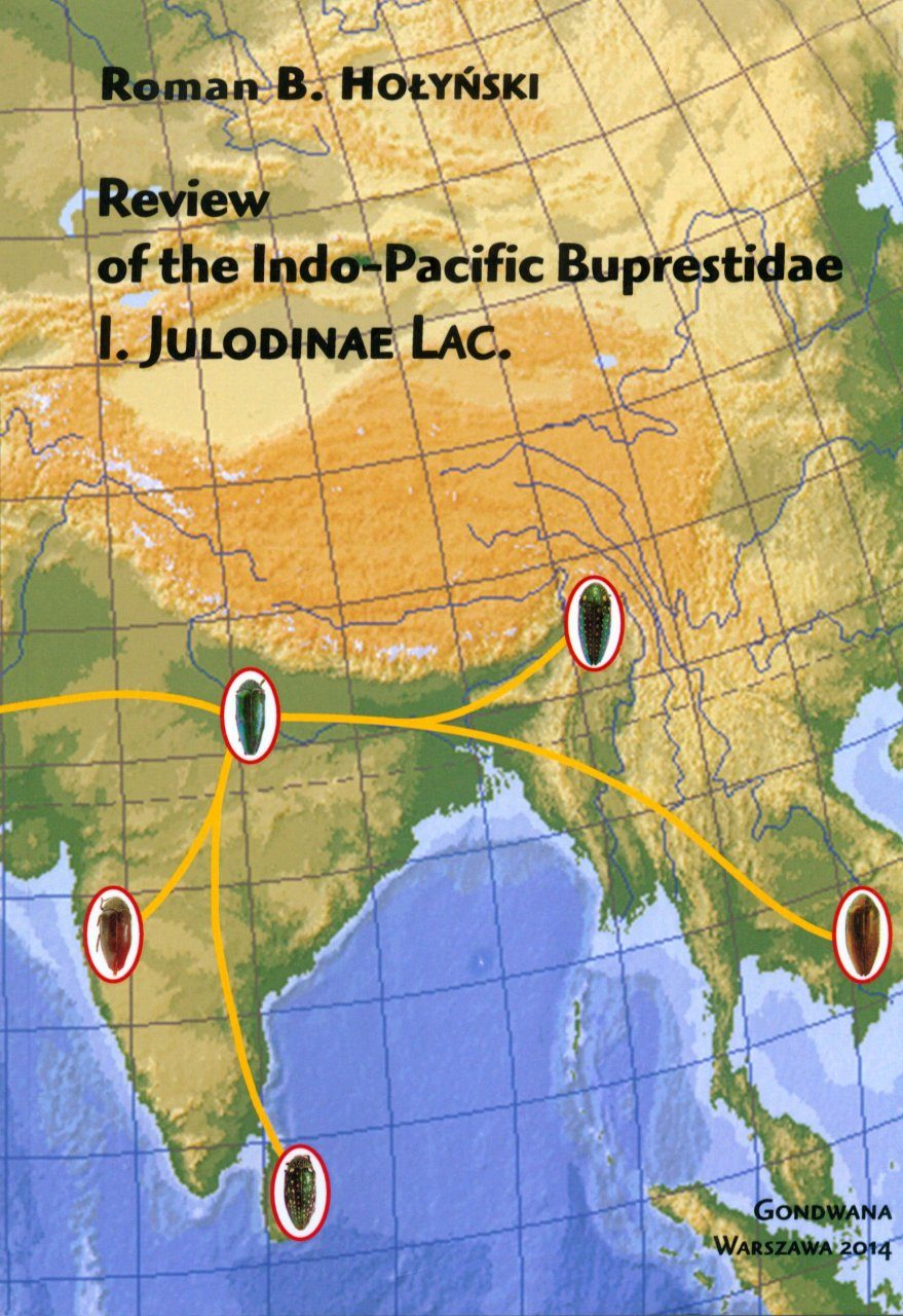 Review of the Indo-Pacific Buprestidae: I. Julodinae Lac.