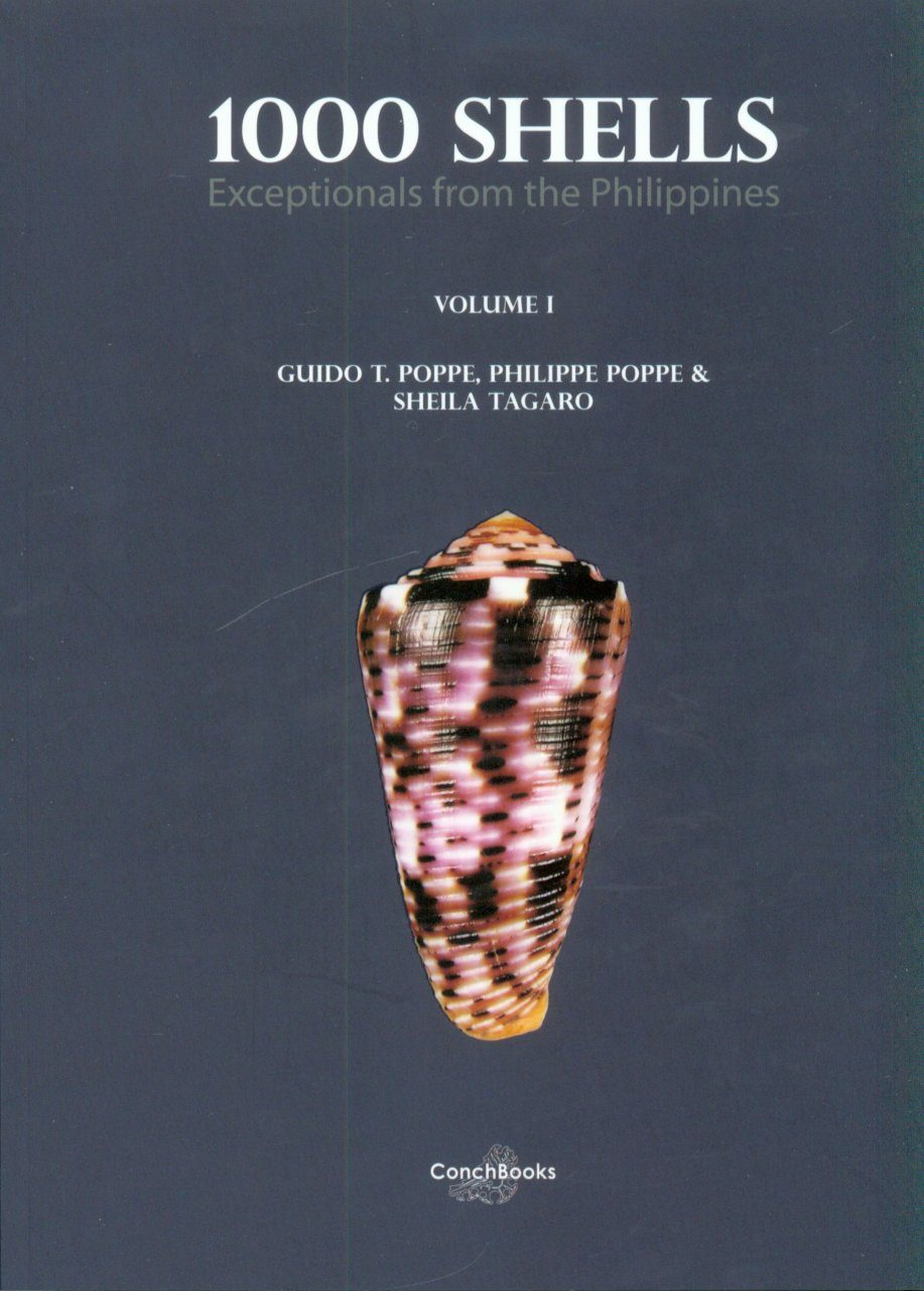 1000 Shells: Exceptionals from the Philippines (2-Volume Set)