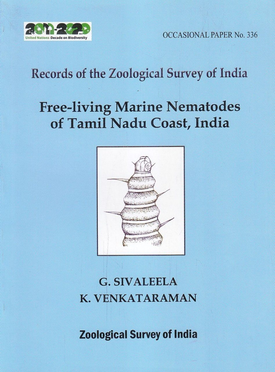 Free-Living Marine Nematodes of Tamil Nadu Coast, India
