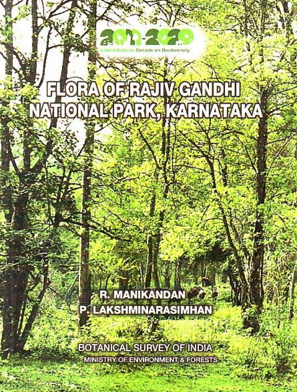 Flora of Rajiv Gandhi National Park, Karnataka