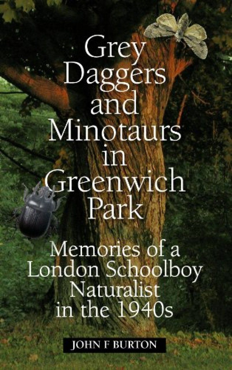 Grey Daggers and Minotaurs in Greenwich Park