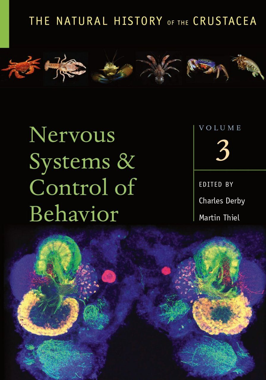 The Natural History of the Crustacea, Volume 3: Nervous Systems & Control of Behavior