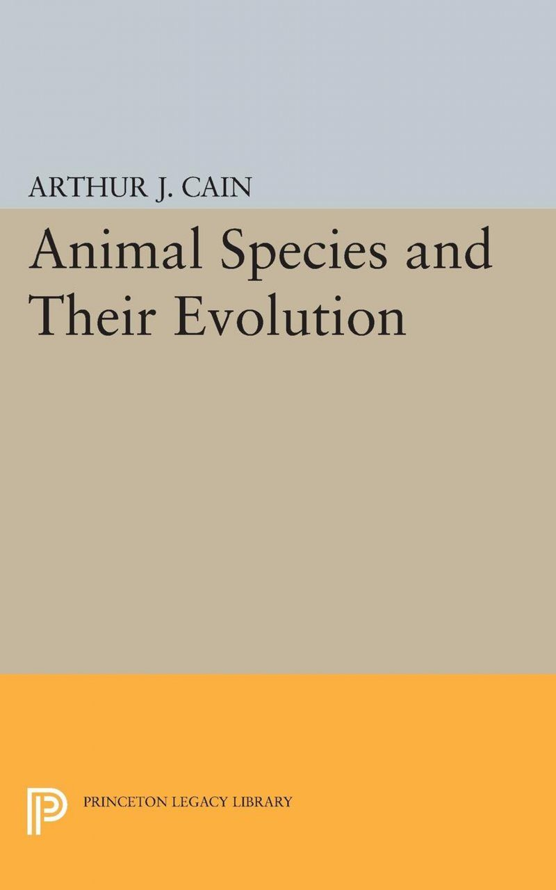 Animal Species and Their Evolution