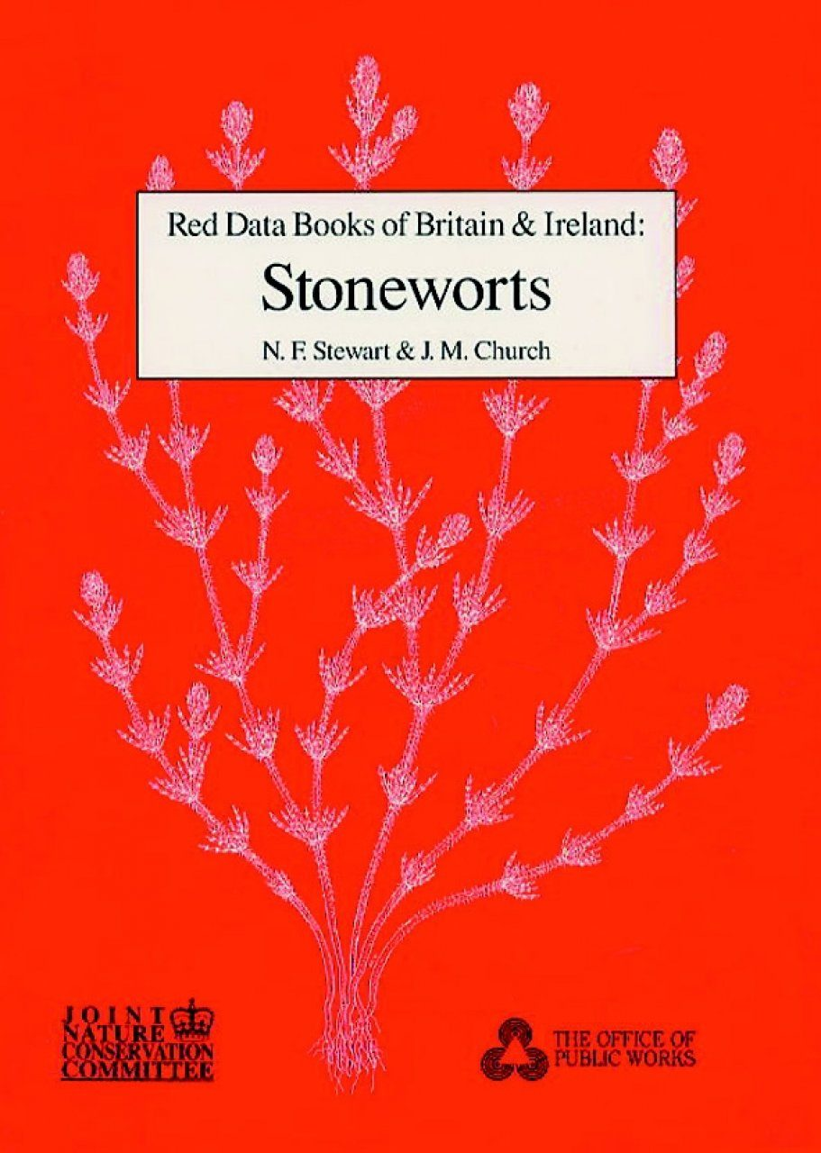 Red Data Books of Britain and Ireland: Stoneworts