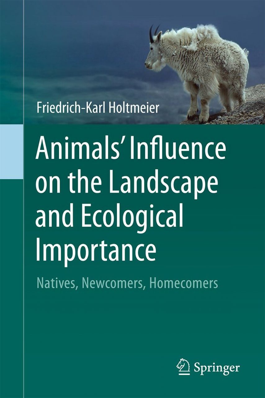 Animals' Influence on the Landscape and Ecological Importance